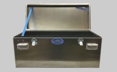 standard aluminum dry box